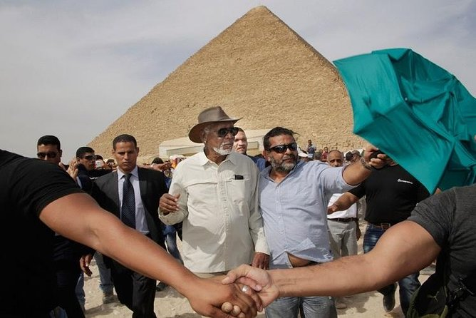 Day Tour To Visit Pyramids, the Sphinx, & Memphis.