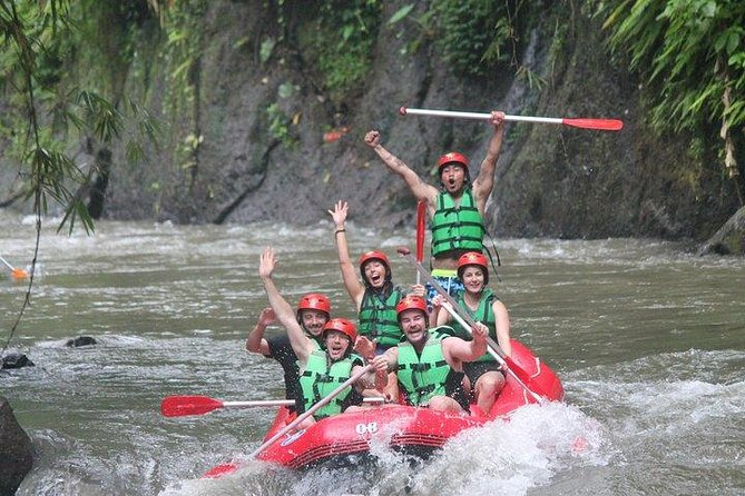 Bali White Water Rafting Adventure