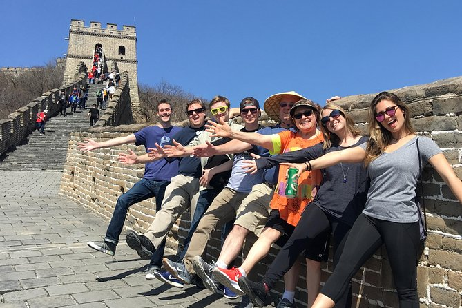 Beijing Mini Group Day Tour: Great Wall, Forbidden City, Tiananmen, Max 9 Guests