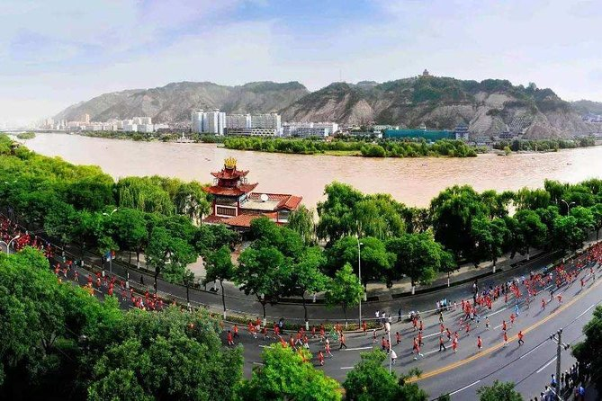 Flexible Lanzhou City Highlights Private Day Tour from Xi'an by Bullet Train