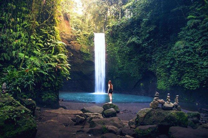 Besakih Temple with Tibumana Waterfall and Tukad Cepung Waterfall Tour
