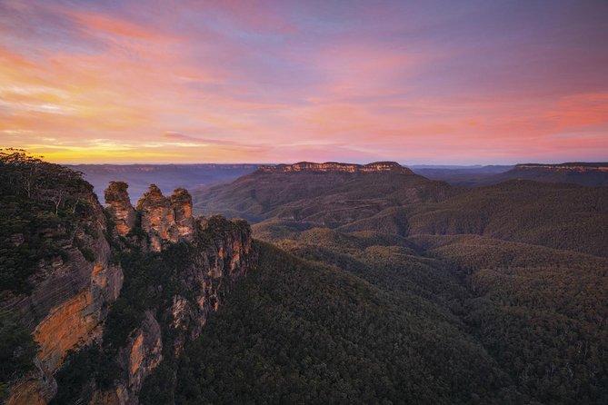 Blue Mountains Sunset Tour & Wildlife Explorer
