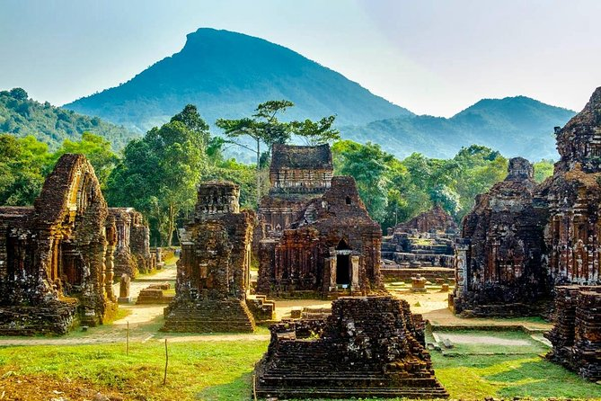 My Son Sanctuary & Hoi An Private Day Tour from Da Nang/ Hoi An City