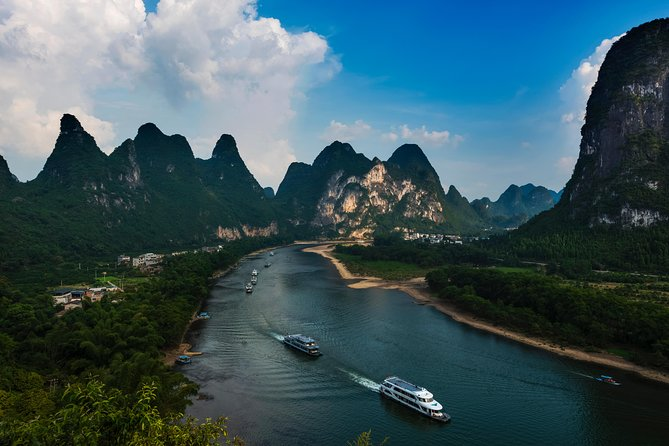Private Day Tour: Best Value Li River Cruise (Private Guide & Vehicle)
