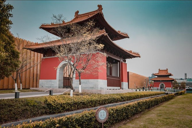 Nanjing Day Trip from Shanghai :Explore Sun-Yatsen Tomb,Old city wall, etc.