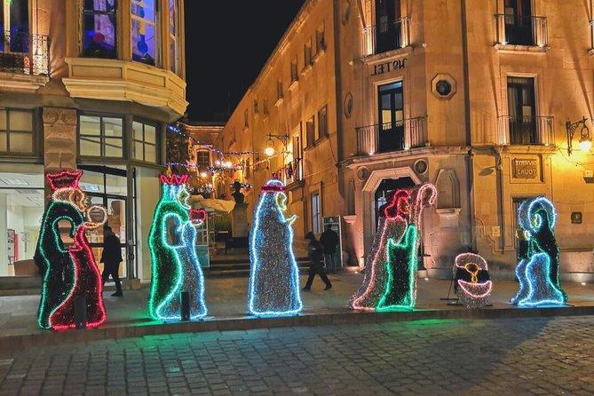 Magic Christmas Tour in Zacatecas