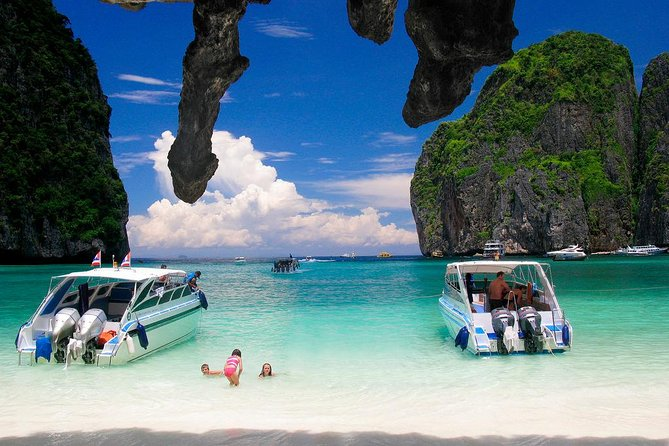 Phi Phi Half Day Tour Speed Boat Tour photo 7