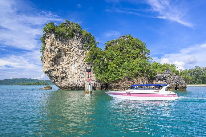Phi Phi Half Day Tour Speed Boat Tour photo 2