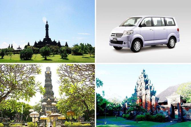 Bali Half Day Car Charter - Denpasar City Tour