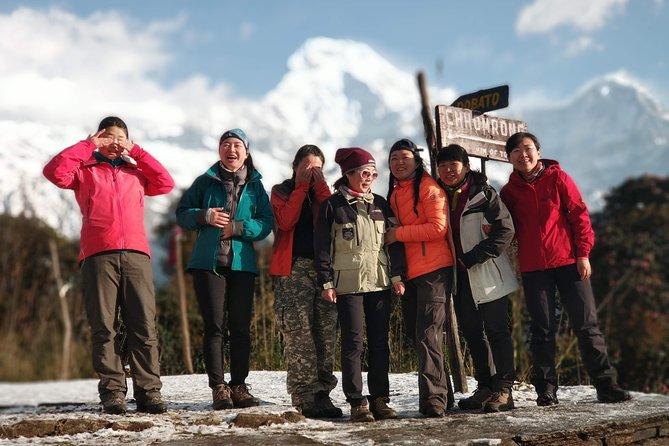 Khopra Ridge Trek (14 days)