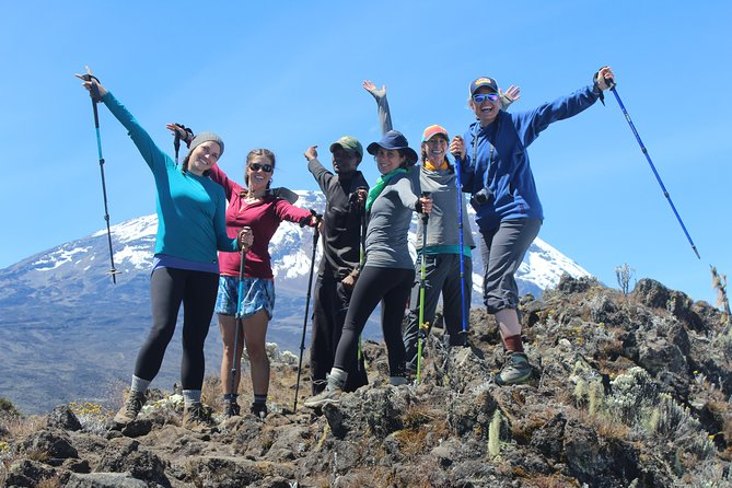 Kilimanjaro Trek 7 Days - Machame Route