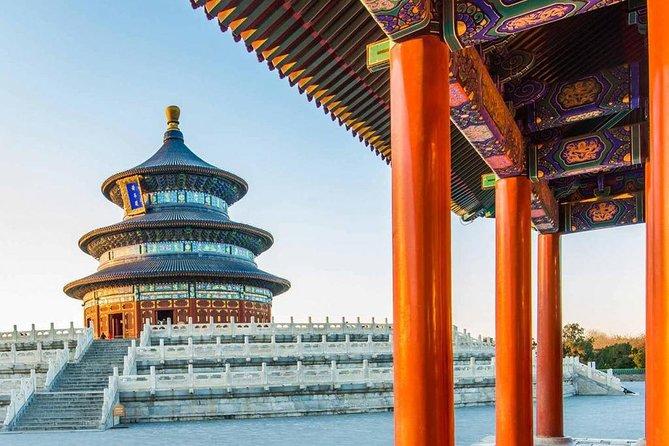 Temple of heaven &Tian an men square &forbidden city