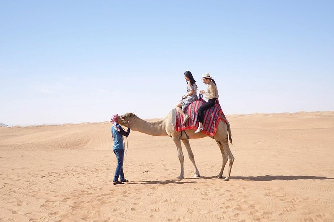 Desert Safari Morning with Camel Ride and Sand Boarding photo 7