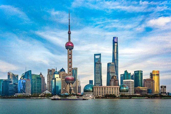 Shanghai Oriental Pearl Tower Ticket