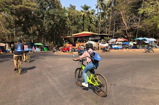 Pedal and Taste Food in Panaji, Goa - A Guided Tour photo 9