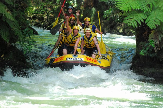 Whitewater Rafting Tour 5 KM + ATV 2 hours - Real Adventure
