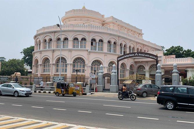 Total Chennai Full day tour by Wonder tours