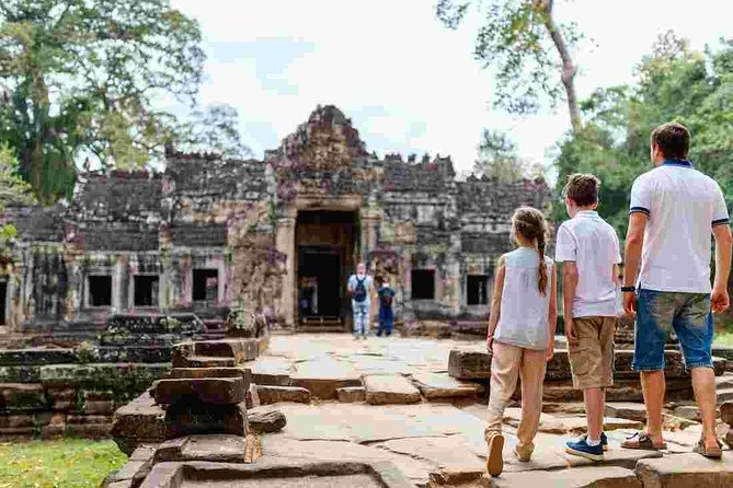 Temple Trails Of Angkor ( Full day cycling tour)