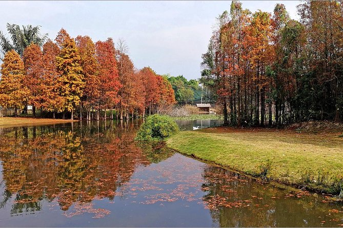Flexible Private Half-Day Tour to Visit the Top Attraction Xiamen Yuanbo Garden