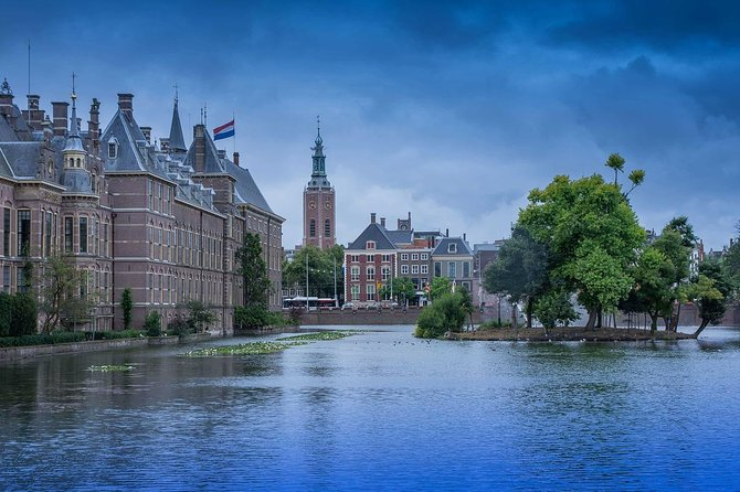 Walking Audio Tour of the Historical Heart of The Hague