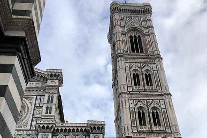 The Bell Tower of Florence and Its Monuments