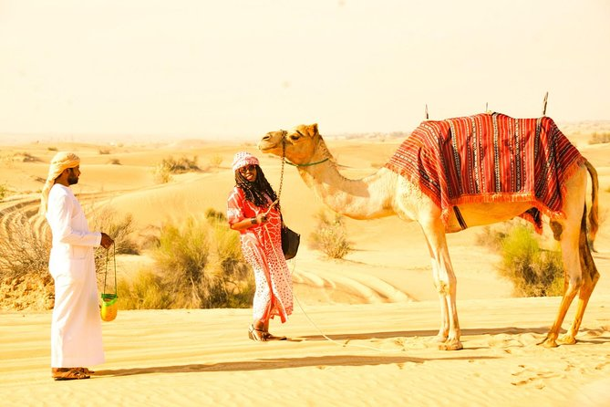 Camel Trekking and Morning Safari with Sand Boarding photo 9