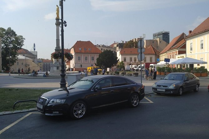 Zagreb to Zadar - Private Transfer