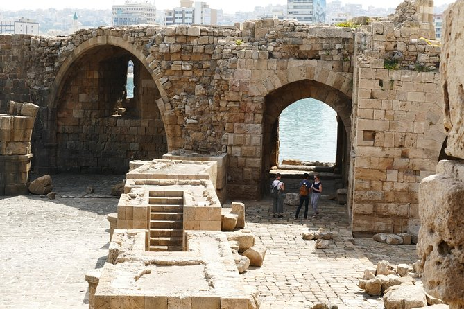 Saida & Tyre (Private) Guided Tour with Lunch or Street Food - From Beirut