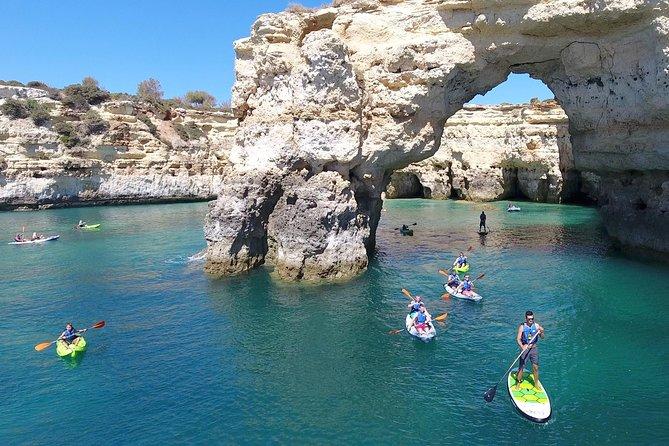 Benagil Area Kayak and SUP