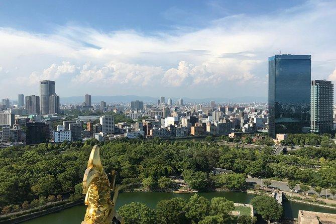 Private Custom : Osaka Full Day Tour