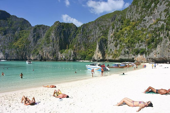 Phi Phi Island Tour by Big Boat (JOIN TOUR) photo 10