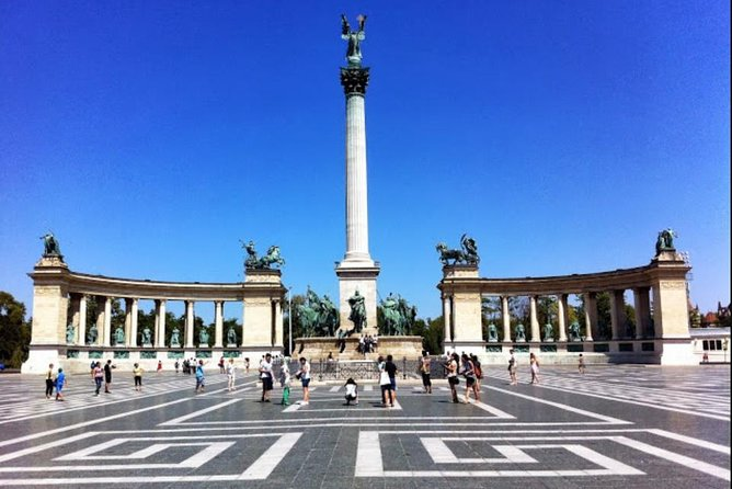 Budapest half day walking tour - 4 hours - essential photo 1