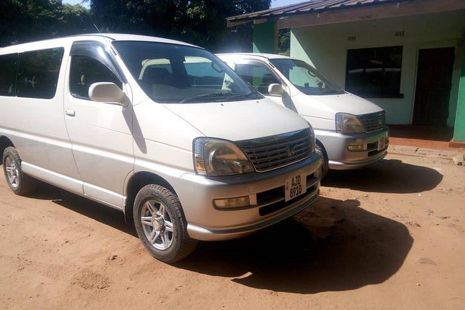 Transfer: From Victoria Falls Airport to Livingstone Hotels