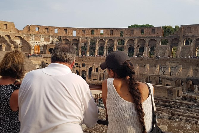 COLOSSEUM guided tour + skip the line ticket photo 10