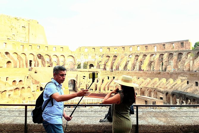 COLOSSEUM guided tour + skip the line ticket photo 7