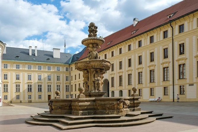 Small-Group Prague Castle And Royal District Walking Tour