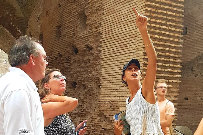 COLOSSEUM guided tour + skip the line ticket photo 15