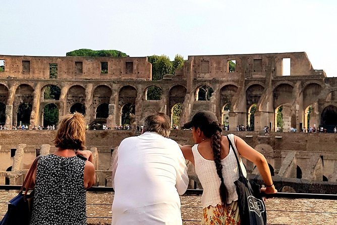 COLOSSEUM guided tour + skip the line ticket photo 12