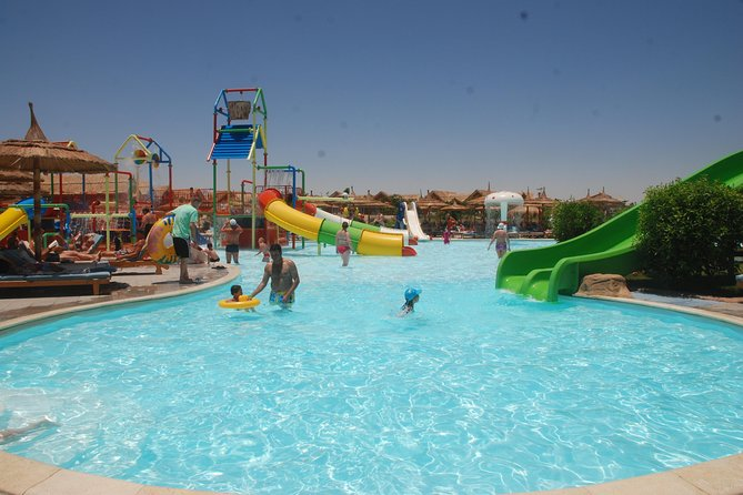 Jungle Aqua park for full day with lunch and private transfer