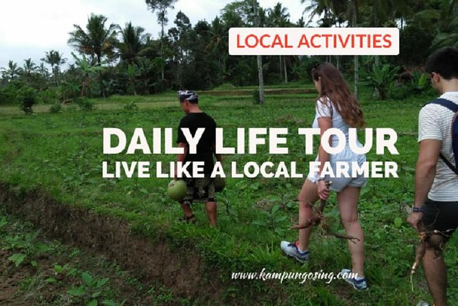 Daily Life Tour: Live Like A Local Farmer