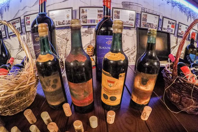 Wine Tasting Tour in Azerbaijan (Savalan ASPI)