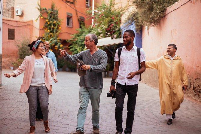 Marrakech Private Kickstart Tour with a Local
