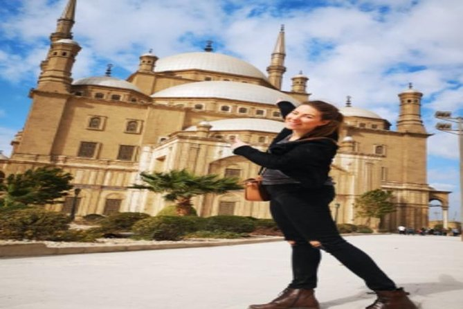 Cairo old city and Citadel with Lunch Special offer