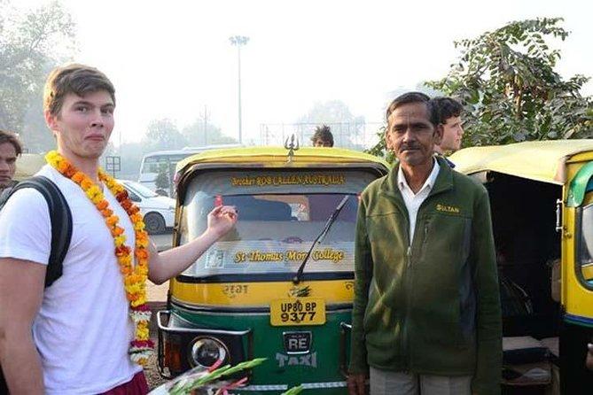 Agra Tuk Tuk Tour