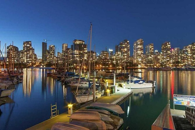 Vancouver city Tour by Land and Water ......Compact Tour Private