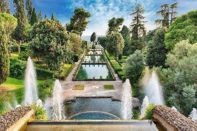 Tivoli: Skip the line tickets to Villa d'Este