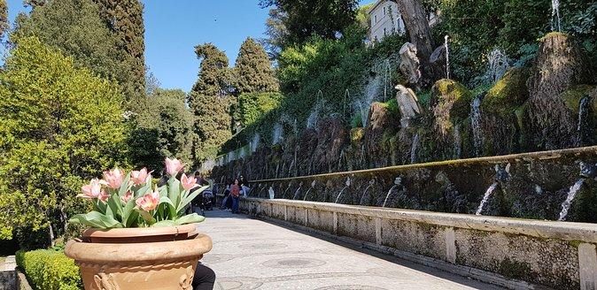 Skip the Line: Tivoli - Ticket to Villa d'Este
