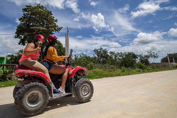 ATV Mud kicking & Beach Club chill by Tortugas Cozumel® photo 9