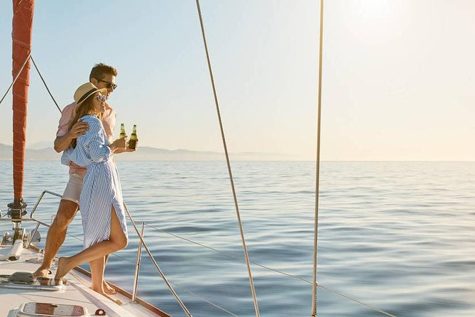Barcelona Sailing Experience Exclusive Private Sailboat from Port Vell