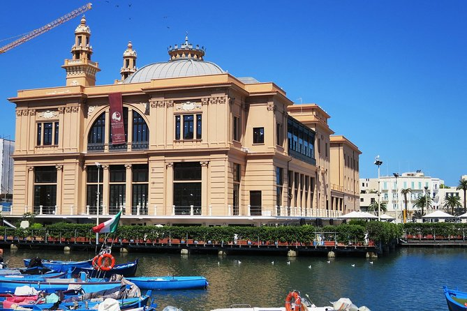 Bari Private Walking Tour with Professional Guide